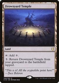 Drownyard Temple, Magic, Commander 2019
