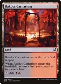 Rakdos Carnarium, Magic: The Gathering, Commander 2019