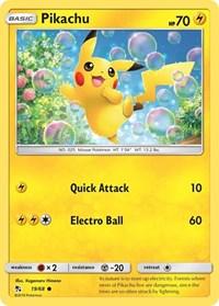 Pikachu, Pokemon, Hidden Fates