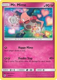 Mr. Mime, Pokemon, Hidden Fates