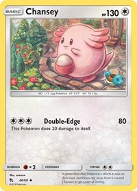 Chansey, Pokemon, Hidden Fates