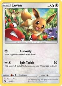 Eevee (48), Pokemon, Hidden Fates