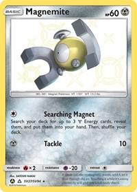Magnemite, Pokemon, Hidden Fates: Shiny Vault