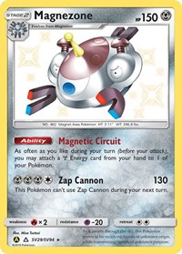 Magnezone, Pokemon, Hidden Fates: Shiny Vault