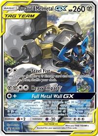 Lucario & Melmetal GX - SM192, Pokemon, SM Promos