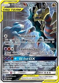 Garchomp & Giratina GX - SM193, Pokemon, SM Promos
