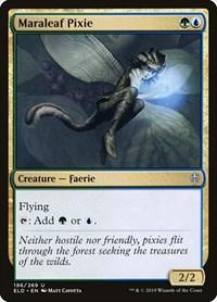 Maraleaf Pixie, Magic, Throne of Eldraine