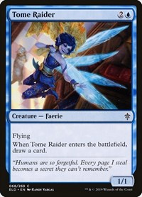Tome Raider, Magic: The Gathering, Throne of Eldraine