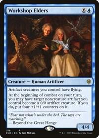 Workshop Elders, Magic, Throne of Eldraine