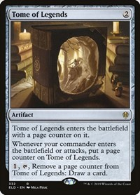 Tome of Legends, Magic: The Gathering, Throne of Eldraine