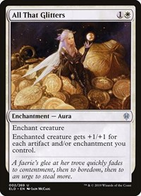 All That Glitters, Magic: The Gathering, Throne of Eldraine