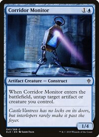 Corridor Monitor, Magic, Throne of Eldraine