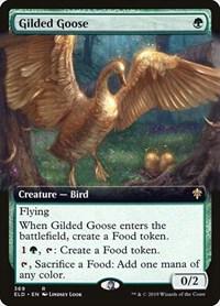 Gilded Goose (Extended Art) (Foil)
