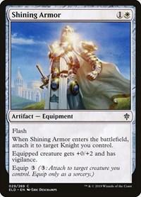 Shining Armor, Magic, Throne of Eldraine