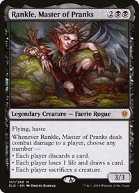Rankle, Master of Pranks, Magic: The Gathering, Throne of Eldraine