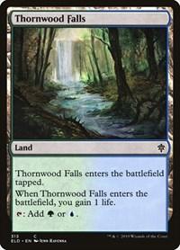 Thornwood Falls, Magic: The Gathering, Throne of Eldraine