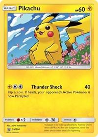 Pikachu - SM206, Pokemon, SM Promos