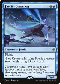 Faerie Formation, Magic, Throne of Eldraine
