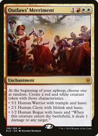 Outlaws' Merriment, Magic, Throne of Eldraine