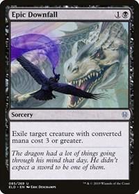 Epic Downfall, Magic: The Gathering, Throne of Eldraine