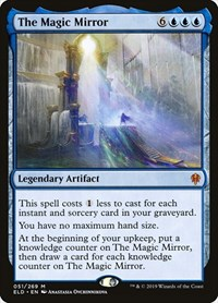 The Magic Mirror, Magic: The Gathering, Throne of Eldraine
