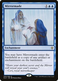 Mirrormade, Magic: The Gathering, Throne of Eldraine