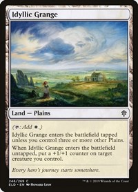 Idyllic Grange, Magic, Throne of Eldraine