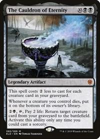 The Cauldron of Eternity, Magic, Throne of Eldraine