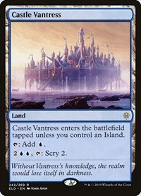 Castle Vantress, Magic: The Gathering, Throne of Eldraine