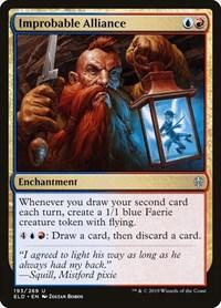 Improbable Alliance, Magic: The Gathering, Throne of Eldraine