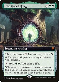 The Great Henge (Extended Art) (Foil)