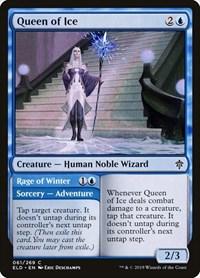 Queen of Ice, Magic, Throne of Eldraine