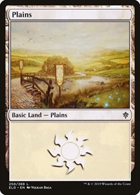 Plains, Magic: The Gathering, Throne of Eldraine