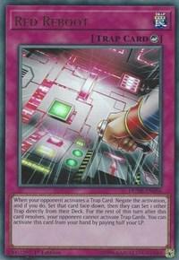 Red Reboot, YuGiOh, Duel Devastator