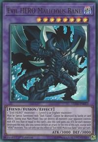 Evil HERO Malicious Bane, YuGiOh, Legendary Duelists: Immortal Destiny