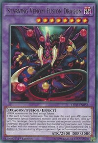 Starving Venom Fusion Dragon, YuGiOh, Legendary Duelists: Immortal Destiny