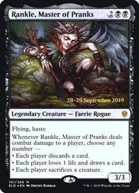 Rankle, Master of Pranks (Foil)