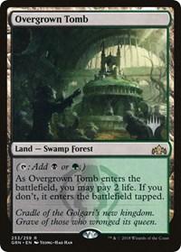 Overgrown Tomb (Foil)