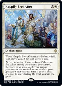 Happily Ever After, Magic: The Gathering, Promo Pack: Throne of Eldraine