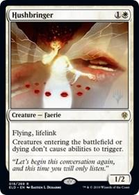 Hushbringer, Magic: The Gathering, Promo Pack: Throne of Eldraine