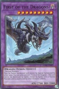 First of the Dragons, YuGiOh, Advanced Demo Deck Extra Pack