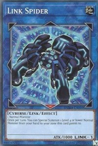 Link Spider, YuGiOh, Advanced Demo Deck Extra Pack