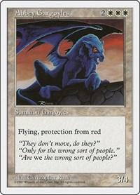 Abbey Gargoyles, Magic: The Gathering, Fifth Edition