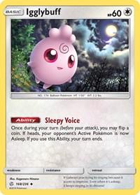 Igglybuff, Pokemon, SM - Cosmic Eclipse