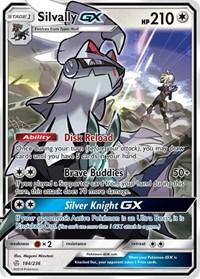 Silvally GX, Pokemon, SM - Cosmic Eclipse
