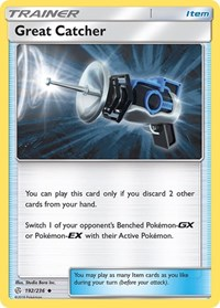 Great Catcher, Pokemon, SM - Cosmic Eclipse
