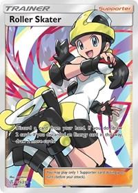 Roller Skater (Full Art), Pokemon, SM - Cosmic Eclipse