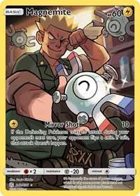 Magnemite (Secret), Pokemon, SM - Cosmic Eclipse