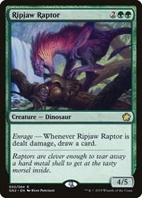 Ripjaw Raptor, Magic: The Gathering, Magic Game Night 2019
