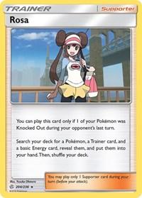 Rosa, Pokemon, SM - Cosmic Eclipse